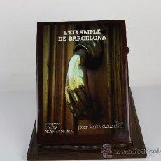 Libros de segunda mano: 6062 - LOTE DE 7 LIBROS EDITADOS PARA CAJA DE BARCELONA. VV.AA. Y TITULOS. VER DESCRIPCION.. Lote 38530552