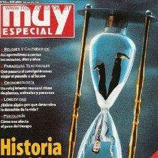 Libros de segunda mano: HISTORIA DEL TIEMPO / MUY ESPECIAL Nº 55 / NOVIEMBRE 2001. Lote 38986138