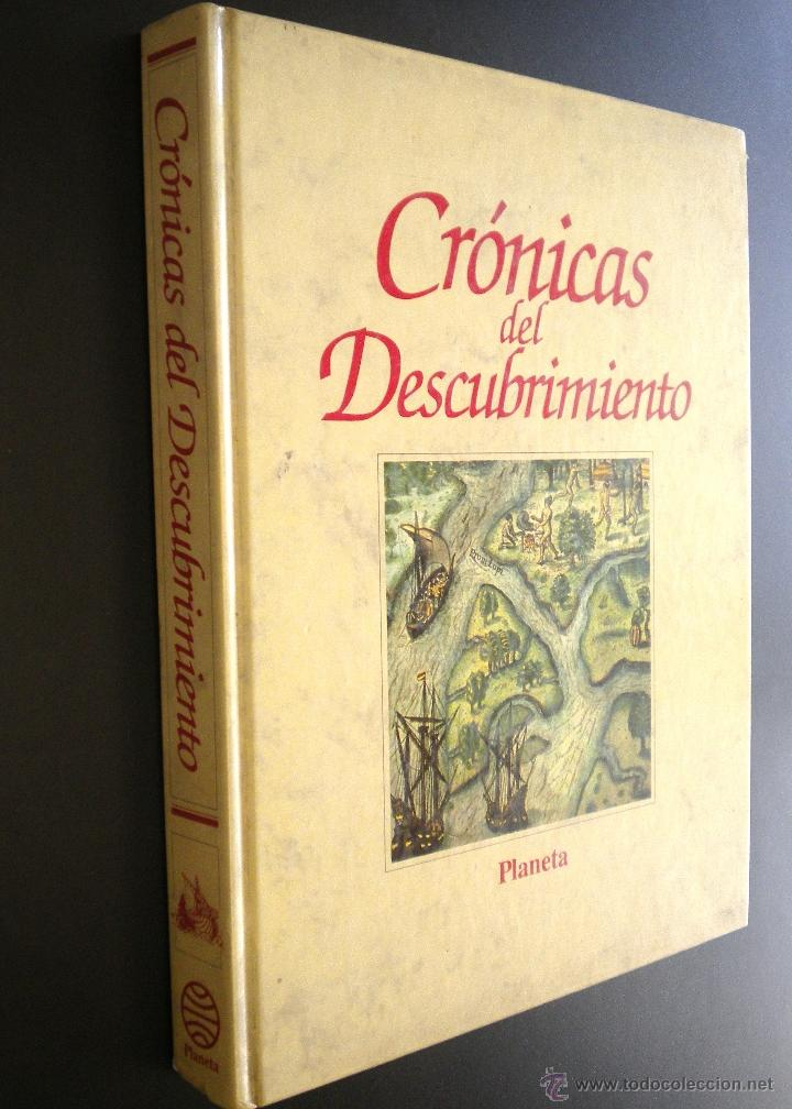 CRONICAS DEL DESCUBRIMIENTO / V.V.A.A. (Libros de Segunda Mano - Historia Moderna)