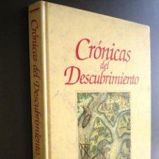Libros de segunda mano: CRONICAS DEL DESCUBRIMIENTO / V.V.A.A.. Lote 39403402