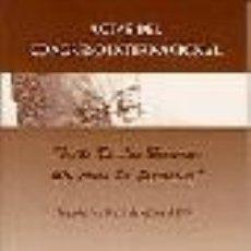 Libros de segunda mano - MANUEL BRETÓN DE LOS HERREROS ACTAS DEL CONGRESO INTERNACIONAL MANUEL BRETÓN DE LOS HERREROS. TDKR - 39618788