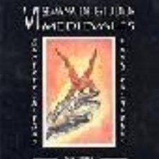 Libros de segunda mano: ESPIRITUALIDAD, ÓRDENES MENDICANTES Y FRANCISCANISMO EN LA EDAD MEDIA. (NÁJERA, 1995). TDKR. Lote 56673579