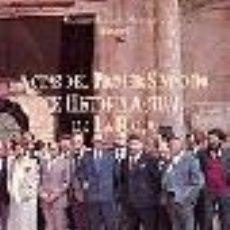 Libros de segunda mano - HISTORIA ACTUAL ACTAS DEL PRIMER SIMPOSIO DE HISTORIA ACTUAL DE LA RIOJA Navajas Zubeldia, C. TDKR - 39620199
