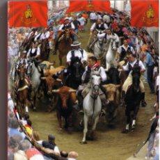 Libros de segunda mano: ENTRADA DE TOROS DE SEGORBE. RAFAEL MARTÍN ARTÍGUEZ. FIESTA DE INT. TURÍSTICO INTERNACIONAL.. Lote 270103383