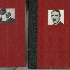 Libros de segunda mano: GRANDES ENIGMAS DE LA PAZ PRECARIA. DOS TOMOS. Lote 40752990
