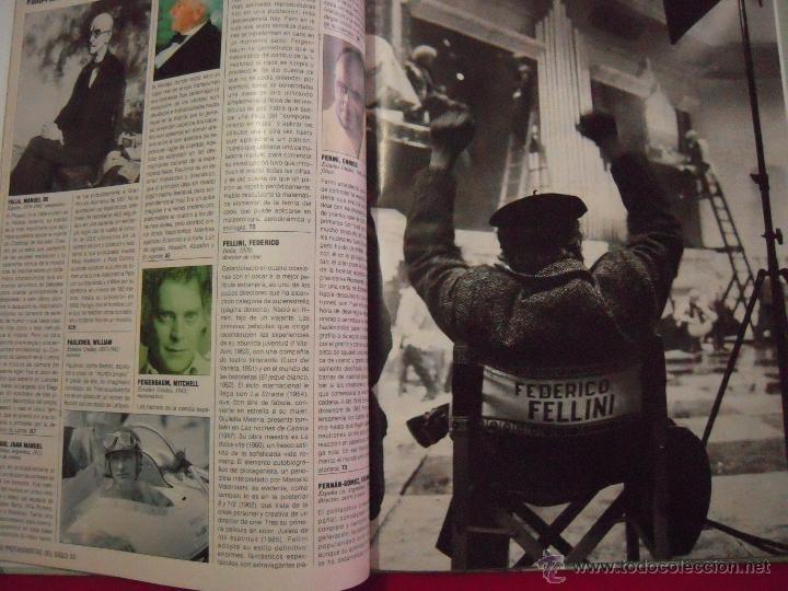 Libros de segunda mano: LOS 1000 PROTAGONISTAS DEL SIGLO XX - COLECCIONABLE DE EL PAIS - Foto 2 - 40846863
