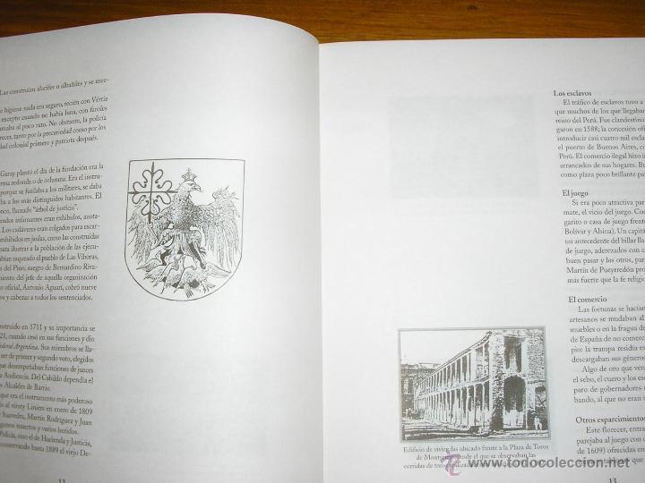 Libros de segunda mano: HISTORIA DE LA POLICIA FEDERAL ARGENTINA EN EL BICENTENARIO DEL 25 DE MAYO DE 1810 - Edit. Policial - Foto 3 - 40946123
