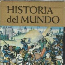 Libros de segunda mano: HISTORIA DEL MUNDO. ERNST J. GÖRLICH. EDICIONES MARTÍNEZ ROCA. BARCELONA. 1973 5ª EDICIÓN. Lote 41020341