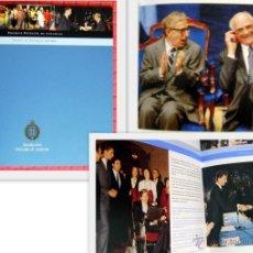 Libros de segunda mano: LIBRO-REVISTA PREMIOS PRÍNCIPE DE ASTURIAS. CASTELLANO/INGLÉS. 25 ANIVERSARIO. Lote 41355531