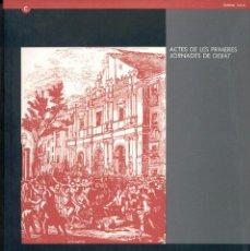 Libros de segunda mano: REVOLTES POPULARS CONTRA EL PODER DE L'ESTAT. Lote 41392644