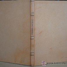 Libros de segunda mano: BIBLIOFILIA. FERRER-DALMAU. ESTAMPAS DE LA CABALLERÍA ESPAÑOLA. TIRADA LIMITADA PARA BIBLIOFILOS. Lote 41403877