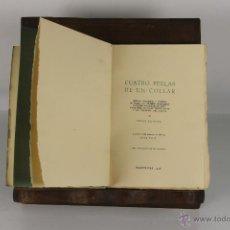 Libros de segunda mano: D-170. CUATRO PERLAS DE UN COLLAR. VICTOR BALAGUER. GRAF. AYMAMI. 1956.. Lote 42055749