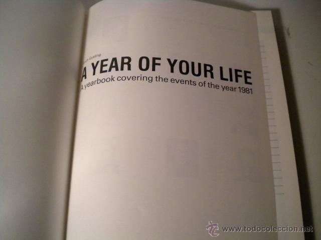 Libros de segunda mano: Lote 8 tomos NATIONAL YEARBOOK - A YEAR OF YOUR LIFE COVERING THE EVENTS ..CAXTON ( Inglés ) - Foto 14 - 42262739