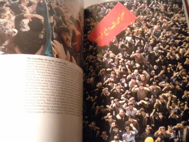 Libros de segunda mano: Lote 8 tomos NATIONAL YEARBOOK - A YEAR OF YOUR LIFE COVERING THE EVENTS ..CAXTON ( Inglés ) - Foto 18 - 42262739