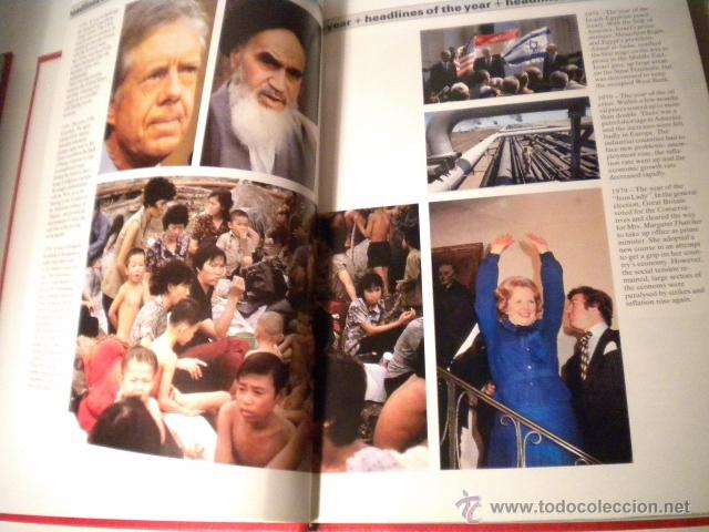 Libros de segunda mano: Lote 8 tomos NATIONAL YEARBOOK - A YEAR OF YOUR LIFE COVERING THE EVENTS ..CAXTON ( Inglés ) - Foto 19 - 42262739