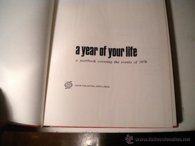 Libros de segunda mano: Lote 8 tomos NATIONAL YEARBOOK - A YEAR OF YOUR LIFE COVERING THE EVENTS ..CAXTON ( Inglés ) - Foto 34 - 42262739
