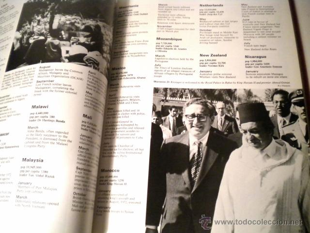 Libros de segunda mano: Lote 8 tomos NATIONAL YEARBOOK - A YEAR OF YOUR LIFE COVERING THE EVENTS ..CAXTON ( Inglés ) - Foto 61 - 42262739