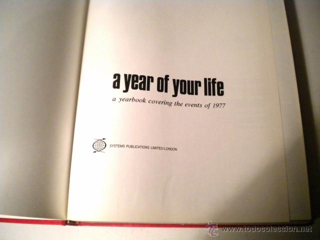 Libros de segunda mano: Lote 8 tomos NATIONAL YEARBOOK - A YEAR OF YOUR LIFE COVERING THE EVENTS ..CAXTON ( Inglés ) - Foto 70 - 42262739