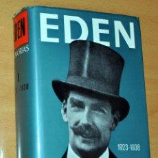 Libros de segunda mano: ANTHONY EDEN - MEMORIAS I (1923-1938) - FRENTE A LAS DICTADURAS - ED. NOGUER - 1ª EDICIÓN - AÑO 1962. Lote 42325519