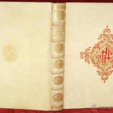 Libros de segunda mano: BARCELONA A TRAVES DE LOS TIEMPOS. EDIT. MERCEDES 1944. LUIS PERICOT.ALBERTO DEL CASTILLO. Lote 42472522