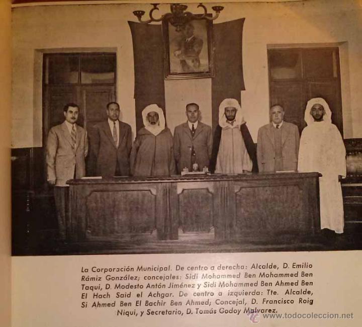 Libros de segunda mano: MEMORIA - TERRITORIO DE IFNI - AYUNTAMIENTO DE SIDI IFNI - AÑOS 1948 y 1949 - Foto 4 - 42818934