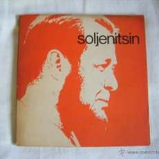 Libros de segunda mano: SOLJENITSIN - 1974 - PLAZA & JANES. Lote 43050442