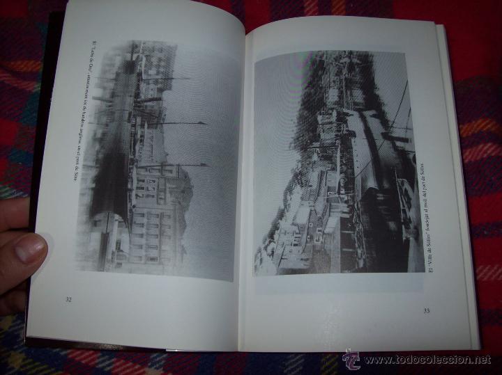 Libros de segunda mano: SOLLERICS A FRANÇA.PASSIONS I QUIMERES.1870-1940.ANTONI VICENS CASTANYER. MALLORCA. VEURE FOTOS. - Foto 3 - 154627236