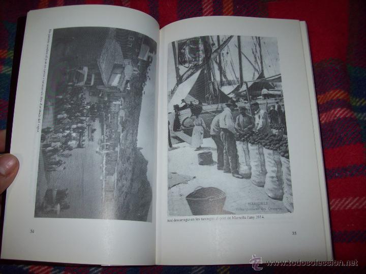 Libros de segunda mano: SOLLERICS A FRANÇA.PASSIONS I QUIMERES.1870-1940.ANTONI VICENS CASTANYER. MALLORCA. VEURE FOTOS. - Foto 4 - 154627236