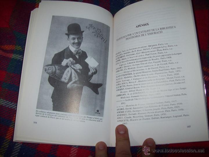 Libros de segunda mano: SOLLERICS A FRANÇA.PASSIONS I QUIMERES.1870-1940.ANTONI VICENS CASTANYER. MALLORCA. VEURE FOTOS. - Foto 10 - 154627236