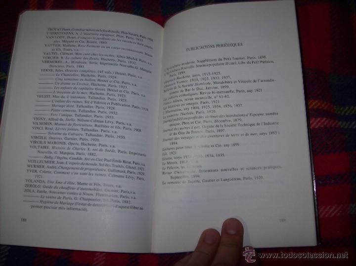 Libros de segunda mano: SOLLERICS A FRANÇA.PASSIONS I QUIMERES.1870-1940.ANTONI VICENS CASTANYER. MALLORCA. VEURE FOTOS. - Foto 11 - 154627236
