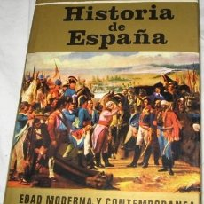 Libros de segunda mano: HISTORIA DE ESPAÑA TOMO II, POR JOSÉ REPOLLÉS AGUILAR, ED. PETRONIO, DE 1973. Lote 43554440