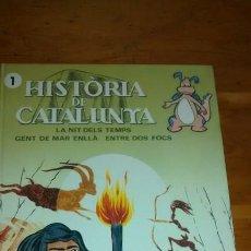 Libros de segunda mano: HISTORIA DE CATALUNYA /EDICIONES JUNIOR GRUPO GRIJALBO -20 VOLUMS/ EN CATALÀ. Lote 43961265