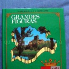 Libros de segunda mano: GRANDES FIGURAS DE CASTILLA Y LEÓN EVEREST A. DIEZ MIGUEL. J. A. NEGRO LOPEZ 1986 NUEVO. Lote 44161741