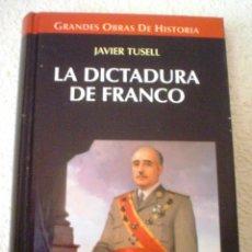 Libros de segunda mano: LA DICTADURA DE FRANCO.JAVIER TUSELL.. Lote 44223049