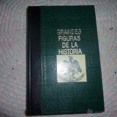Libros de segunda mano: GRANDES FIGURAS DE LA HISTORIA: HIDALGO Y MORELOS. CONCHA EDO CIRCULO DE ...... Lote 44272775