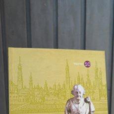 Libros de segunda mano: HISTORIA ZARAGOZA. LA INTEGRACION DE ZARAGOZA EN LA RED URBANA DE LA ILUSTRACION. GUILLERMO PEREZ. Lote 44668358