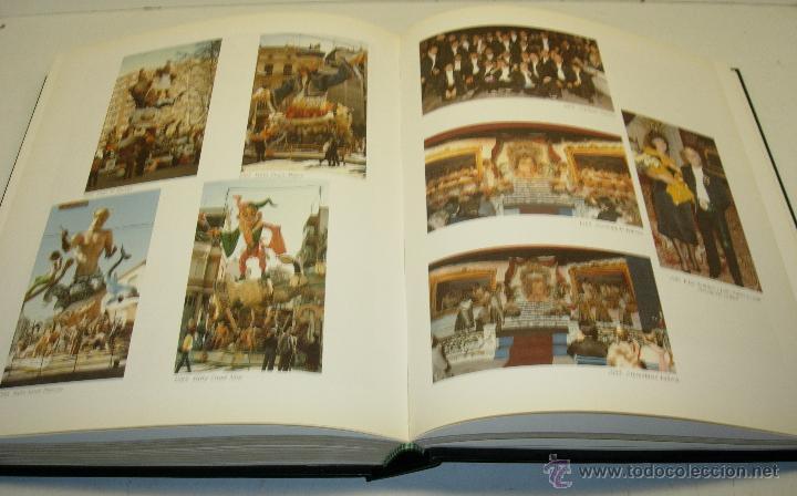 Libros de segunda mano: libro fallas Alcira ALZIRA CENT ANYS DE FALLES 1889-1989 SALVADOR ANDRES I PASCUAL - Foto 6 - 171272344
