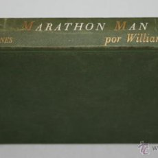 Libros de segunda mano: MARATHON MAN, WILLIAM GOLDMAN, PLAZA & JANES 1976. Lote 45673810