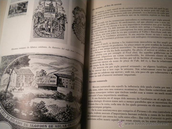 Libros de segunda mano: UN SEGLE DE VIDA CATALANA TOMO 1 ED ALCIDES 1961 FERRAN SOLDEVILA (CATALA) - Foto 3 - 45748473