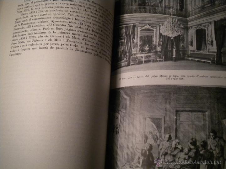 Libros de segunda mano: UN SEGLE DE VIDA CATALANA TOMO 1 ED ALCIDES 1961 FERRAN SOLDEVILA (CATALA) - Foto 4 - 45748473