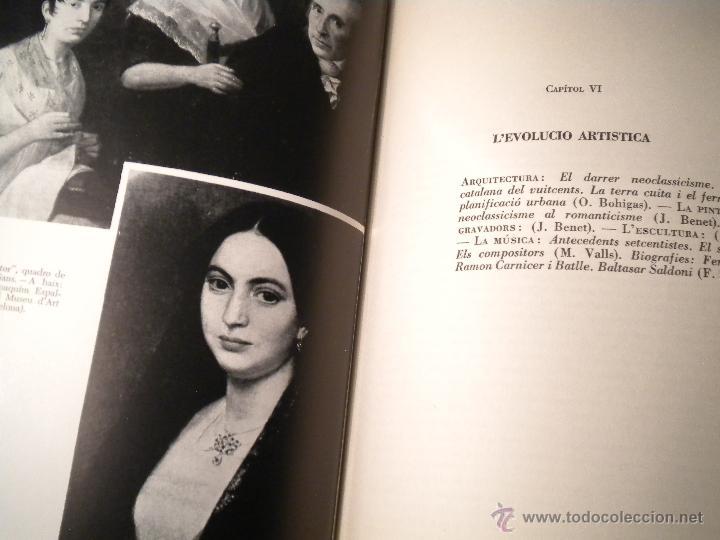 Libros de segunda mano: UN SEGLE DE VIDA CATALANA TOMO 1 ED ALCIDES 1961 FERRAN SOLDEVILA (CATALA) - Foto 5 - 45748473
