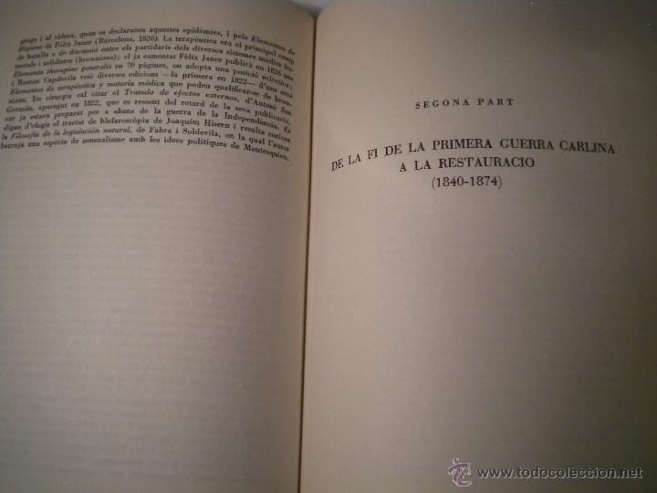 Libros de segunda mano: UN SEGLE DE VIDA CATALANA TOMO 1 ED ALCIDES 1961 FERRAN SOLDEVILA (CATALA) - Foto 6 - 45748473