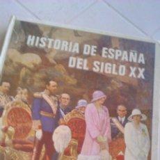 Libros de segunda mano: HISTORIA DE ESPAÑA DEL SIGLO XX. CAJA DE AHORROS LAYETANA - LA NOSTRA CAIXA- 1976. Lote 46099396
