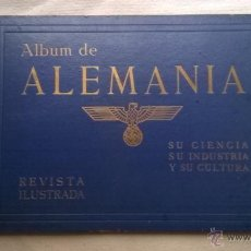 Libros de segunda mano: ALEMANIA,SU CIENCIA,SU INDUSTRIA Y SU CULTURA - REVISTA ILUSTRADA-CREO ES DE 1940-ES MUY INTERESANTE. Lote 46295195