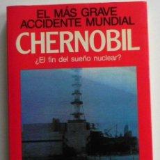 Libros de segunda mano: CHERNOBIL EL MÁS GRAVE ACCIDENTE MUNDIAL LIBRO N HAWKES CATÁSTROFE UCRANIA ENERGÍA NUCLEAR CHERNÓBYL. Lote 46780340