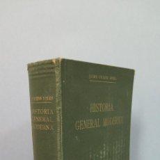 Libros de segunda mano: 1942.- HISTORIA GENERAL MODERNA. JAIME VICENS VIVES. Lote 47715834