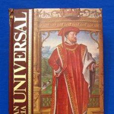 Libros de segunda mano: GRAN HISTORIA UNIVERSAL. VOL. 15 [XV].LA CONTRARREFORMA. CLUB INTERNACIONAL DEL LIBRO, 1986. Lote 47742756