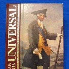 Libros de segunda mano: GRAN HISTORIA UNIVERSAL. VOL. 18 [XVIII]. LA ILUSTRACIÓN. CLUB INTERNACIONAL DEL LIBRO, 1986. Lote 47742945