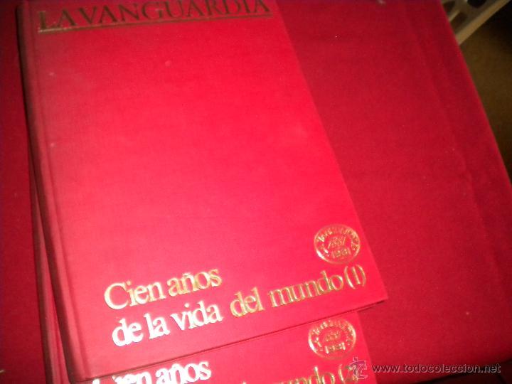 CIEN AÑOS DE LA HISTORIA DEL MUNDO -2 TOMOS (Libros de Segunda Mano - Historia Moderna)