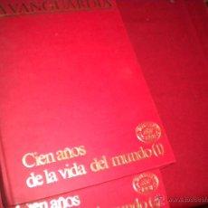 Libros de segunda mano: CIEN AÑOS DE LA HISTORIA DEL MUNDO -2 TOMOS. Lote 47981197